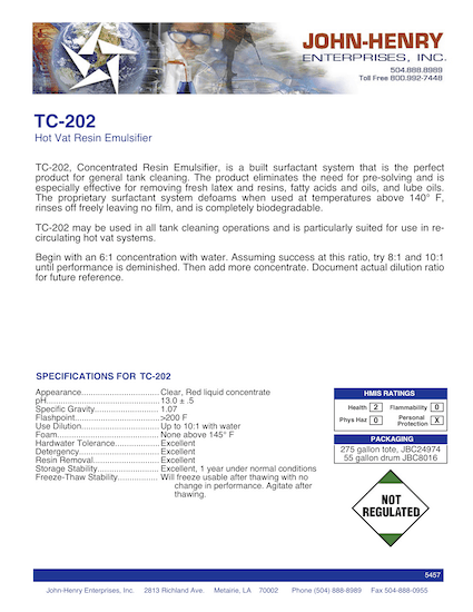 TC 202 tech btn