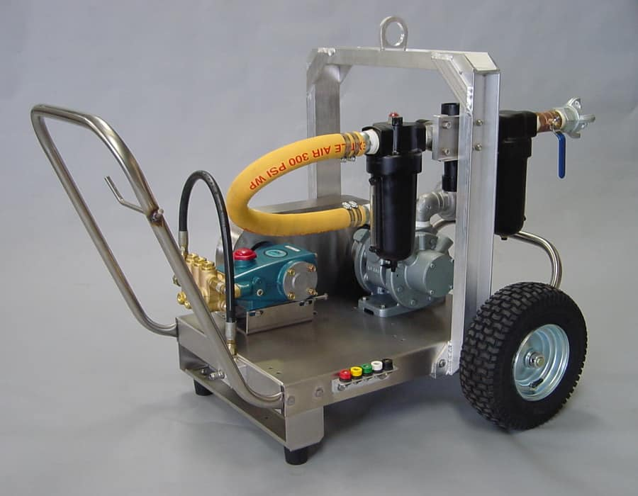 air motor pressure washer 4 gpm 3000psi