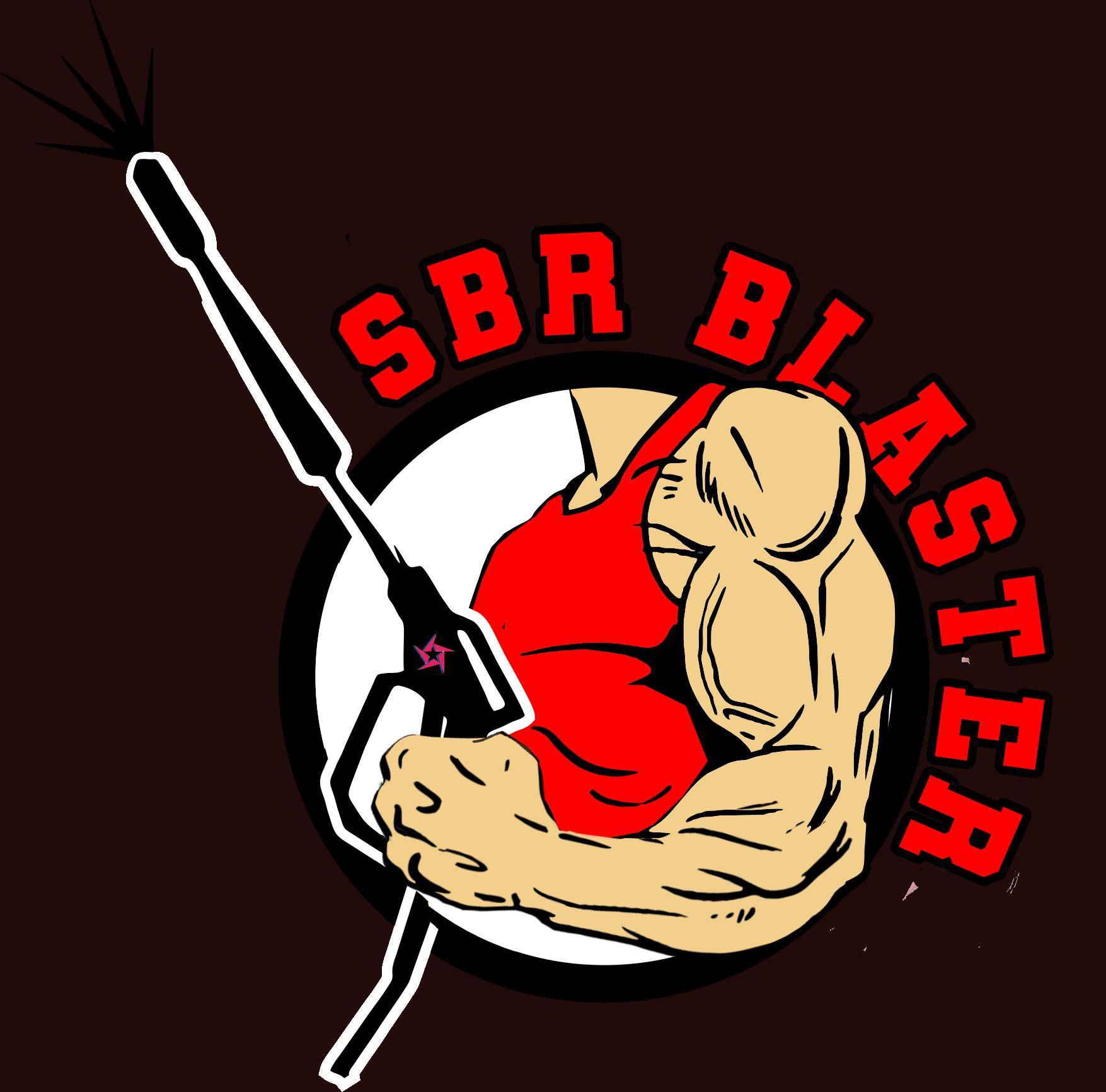 sbr blaster logo 2